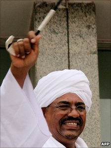 President Omar al-Bashir