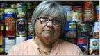 Susan Martin, director of a food pantry in Bismarck, North Dakota