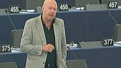 German green MEP Thomas Handel
