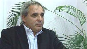 Senator Freddie Cohen
