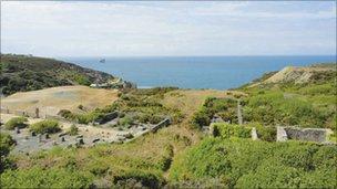 Land for sale near St Agnes
