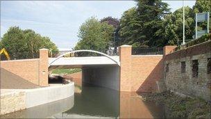 Stroud Brewery Bridge