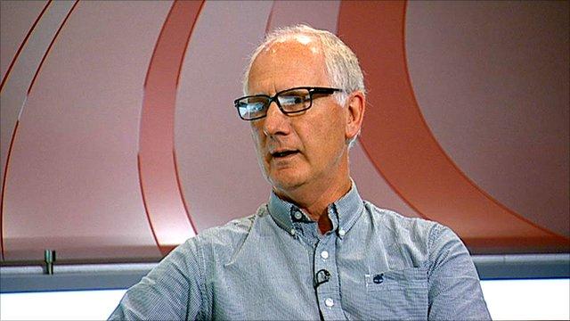 Graham Foulkes