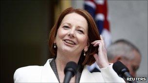 Julia Gillard. Photo: June 2011