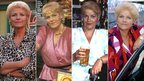 Pam St Clement as Pat