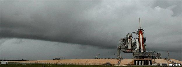 Shuttle (Reuters)