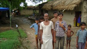 Sarika's family has moved to another village