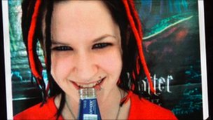 Sophie Lancaster tolerance game card