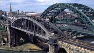 Sunderland Wear Bridge