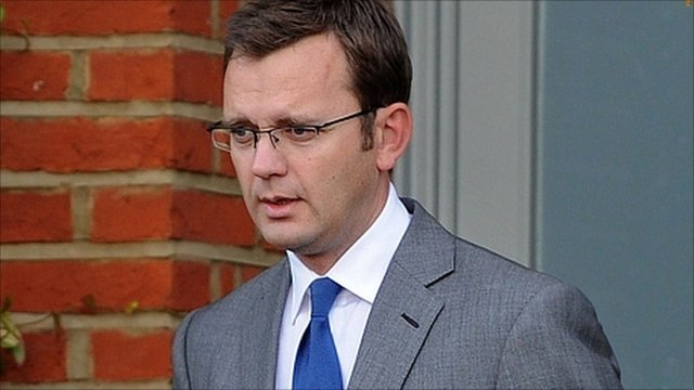 File photo of Andy Coulson