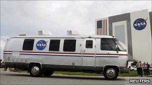 The astrovan