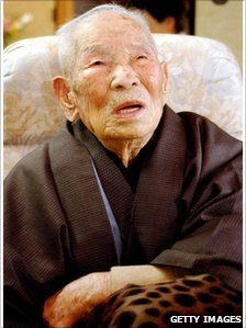 Yukichi Chuganji, former world's oldest man