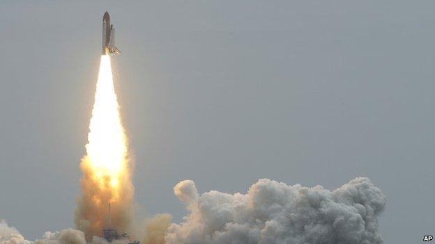 CBBC Newsround - Nasa's final space shuttle mission ...