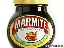 Jar of Marmite