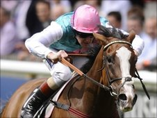 Tom Queally on Timepiece