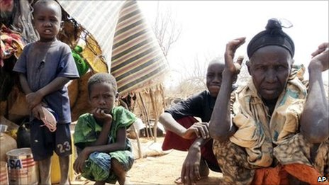 Refugees at the Dollo-Ado camp in Ethiopia. Photo: 7 July 2011