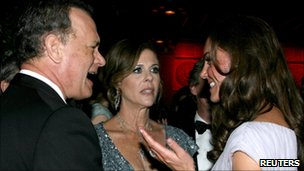 Duchess of Cambridge and Tom Hanks