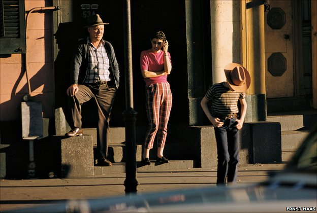 New Orleans, USA, 1960 by Ernst Haas