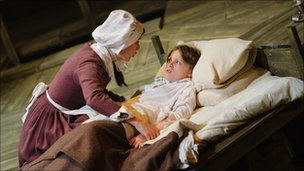 The Crucible at York Theatre Royal. Photo: Karl Andre