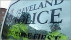 Cleveland Police vehicle