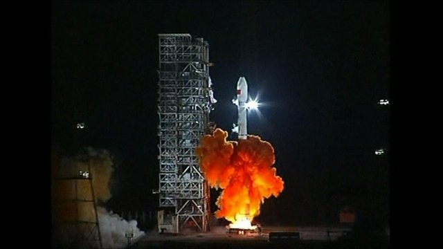 Tianlian I-02 blasts off