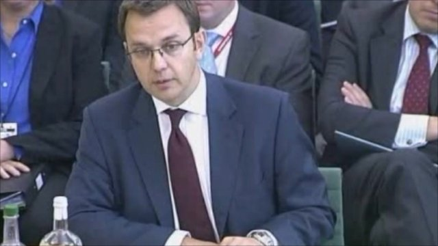 Former News of the World Editor Andy Coulson has been giving evidence to MPs over allegations the newspaper hacked into phone calls, and denied he had 'condoned' the practice.