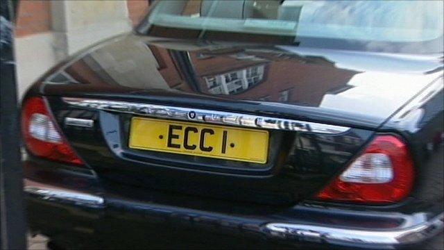 Essex County Council's Jaguar