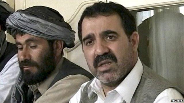 Ahmad Wali Karzai