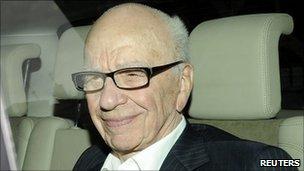News Corp plans $5bn share buy-back