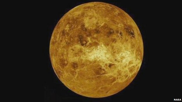 Venus - facts about planets in the solar system - CBBC ...