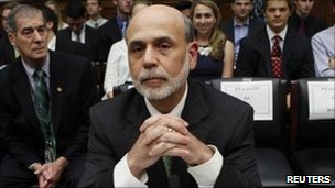 Ben Bernanke testifies before the House Financial Services Committee