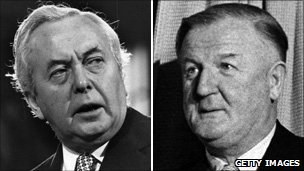 Harold Wilson and Cecil King