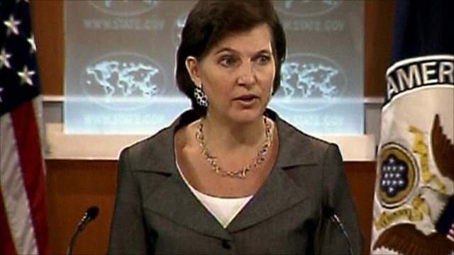 Victoria Nuland, US State Dept