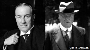 Stanley Baldwin and Lord Rothermere