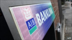 Allied Irish Bank ATM