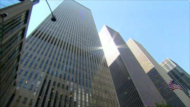 News Corporation offices in New York