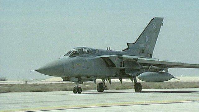 F3 Tornado MRCA
