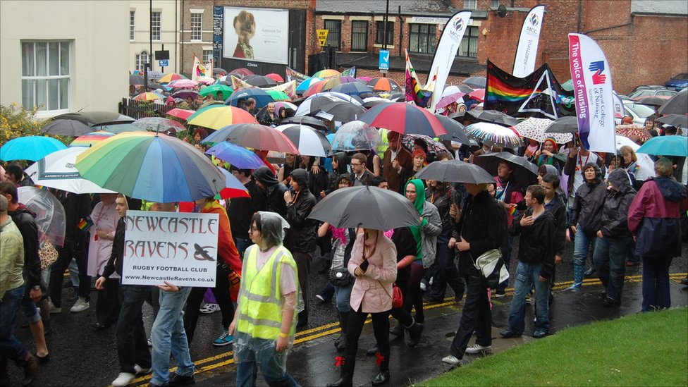 funding for gay organizations