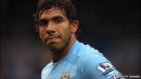 Man City manager Mancini expects Aguero developments