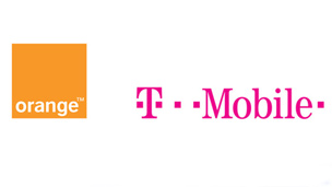 Orange and T-Mobile logos