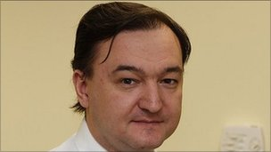 Sergei Magnitsky