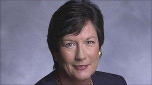 Mid Derbyshire MP Pauline Latham