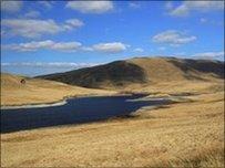 Nant y Moch, Mynyddoedd Cambria