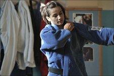 Majlinda Kelmendi, judo fighter from Kosovo
