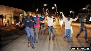 South Sudanese dance in Juba to celebrate independence