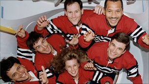 STS-60 mission (Nasa)