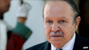 Abdelaziz Bouteflika