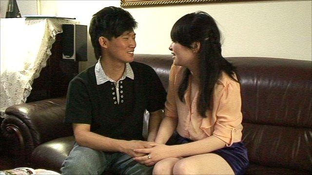 Cecilia and Ye Min