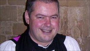 Rev Paul McLeod