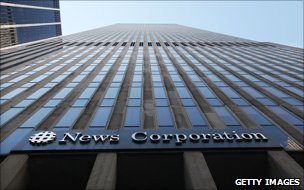 News Corp building